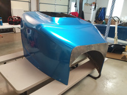 Dragster Body Wrap