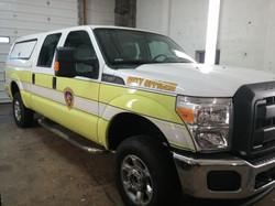 Duty Officer Truck