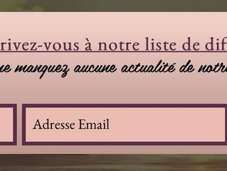 ** ACTU AESEF | Quoi de neuf sur aesef.com cette semaine ? **