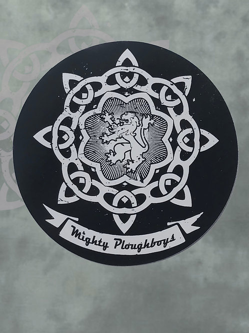 Mighty Ploughboys Sticker