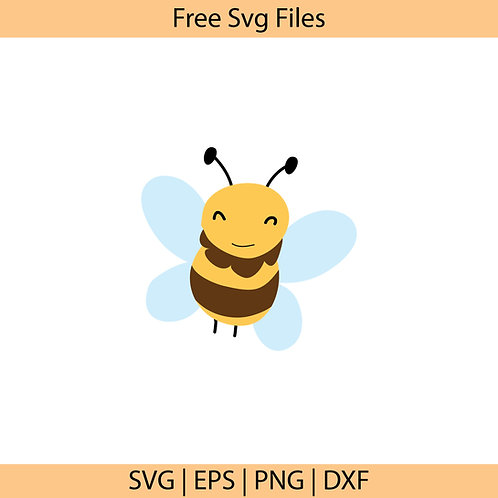 Honey Bee Svg