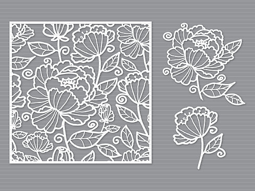 Flower Svg Cut File