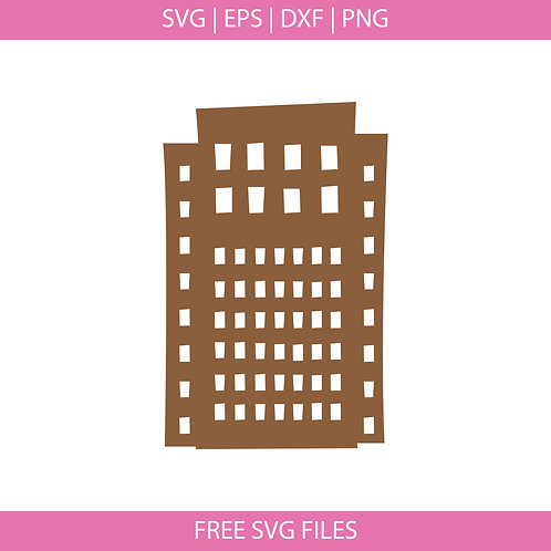 Building Silhouette svg