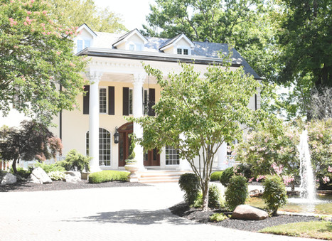 """The Estate at Cherokee Dock; once """"home"""" to the Queen of Country Music"""
