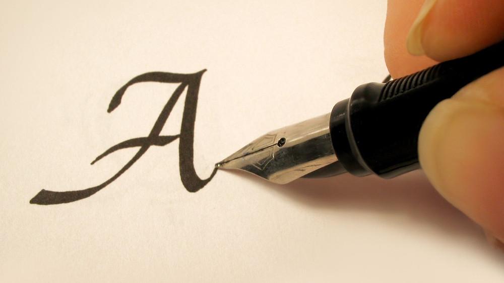 Calligraphy side hustle