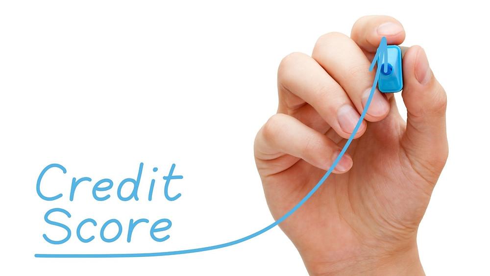Increasing credit score