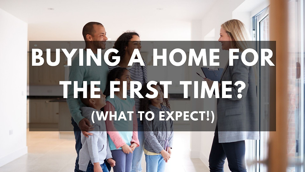 Buying a home for the first time
