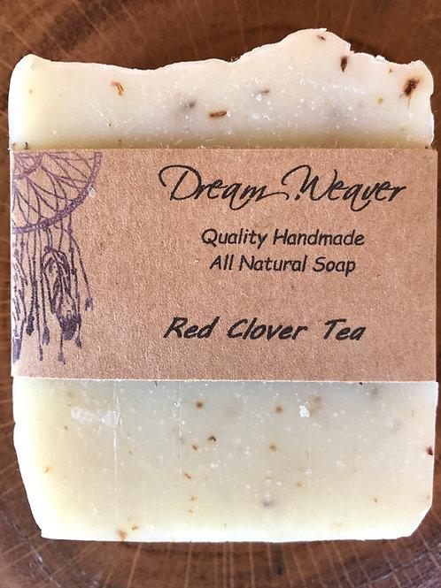 Red Clover Tea Soap Bar