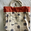 Thumbnail: Coral Coastal Tote Bag
