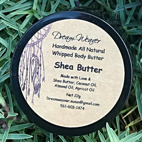 Whipped Shea Butter 22g