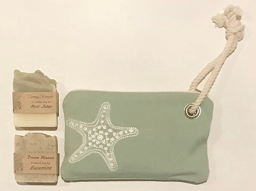 Star Fish Soap Set