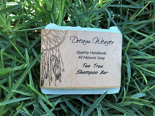 Tea Tree Shampoo Bar - Skin Lovers Bar