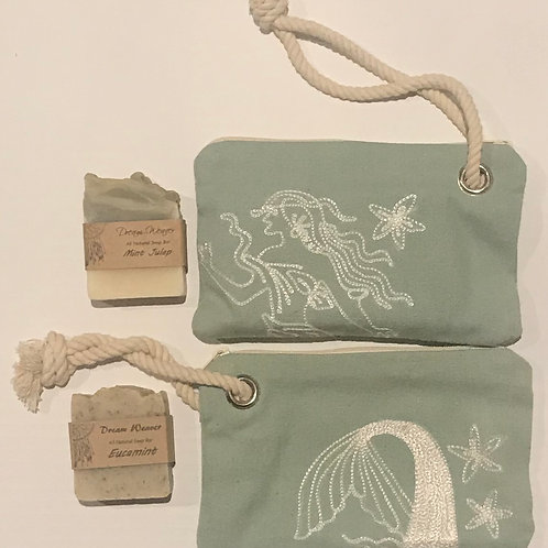 Mermaid Soap Set