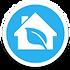 Eco-Friendly home icon