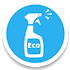 Eco-Friendly product icon