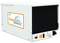 Sante Fe Dehumidifier to help keep your crawlspace dry