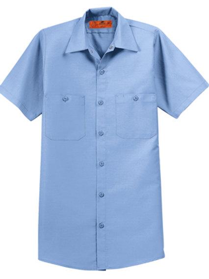 Industrial Work Shirt - Short Sleeve