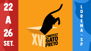O Festival desse ano acontece em SETEMBRO!
