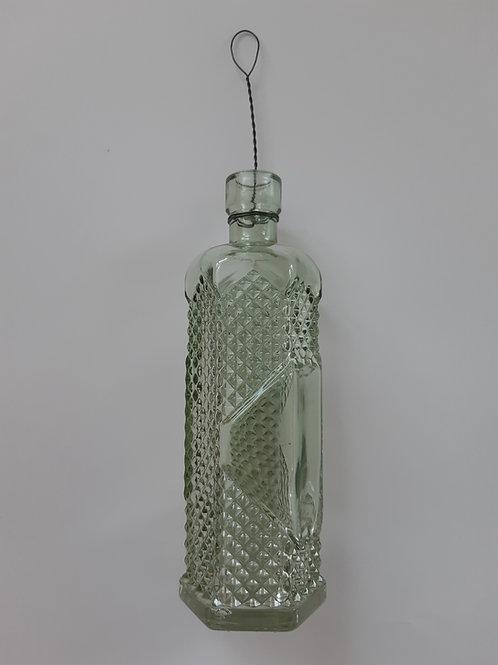 Vase Quadro grün