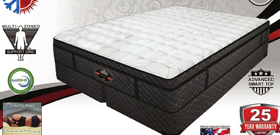 """12"""" Air Mattress. Compare to Sleep Number P6."""