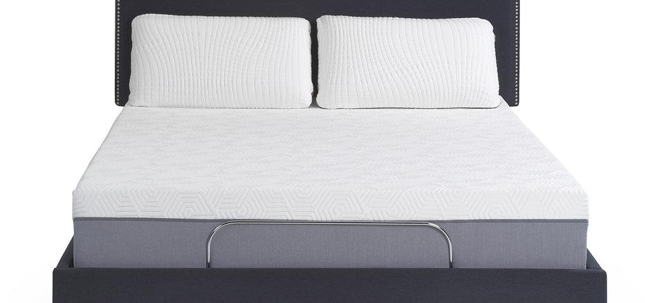 "10"" Memory Foam mattresses. Split Queen sizes!"