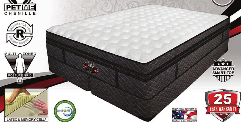 "15"" Air Mattress. Compare to Sleep Number I10."