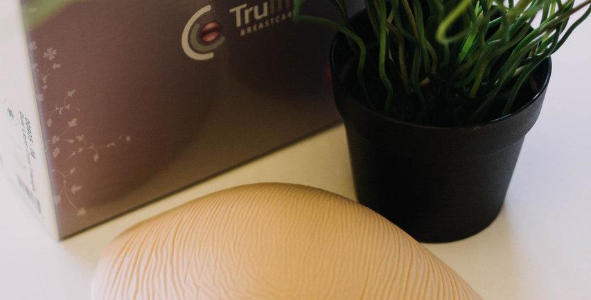 Trulife905 Silicone Breast Form
