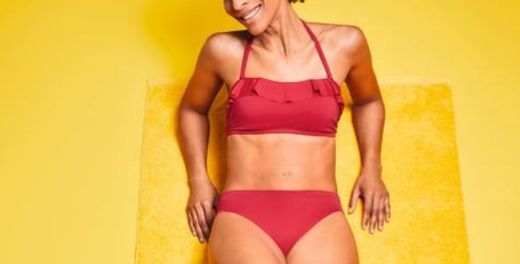Amoena Swim Malta Bikini Bottoms