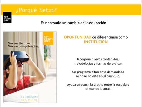Se viene un nuevo programa de educación innovador
