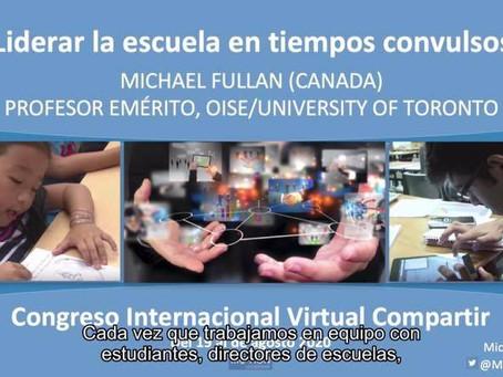 Congreso Internacional Compartir de Santillana