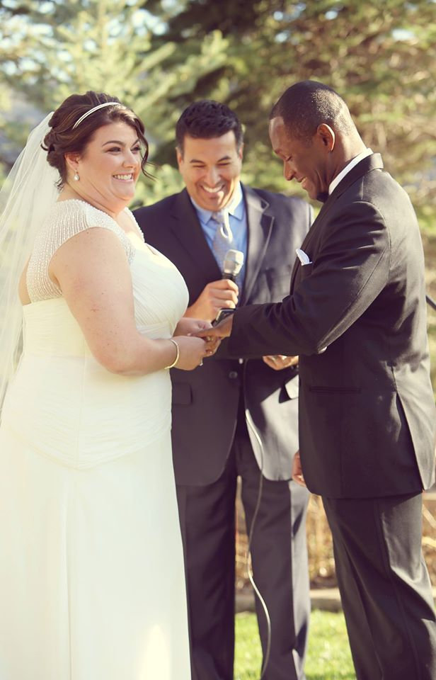 Officiant / Minister