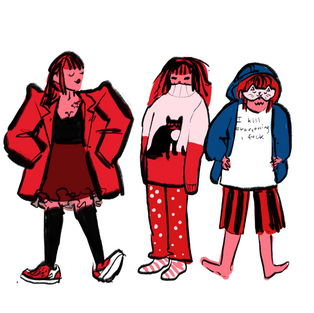 Emmie Outfit Sketches 2