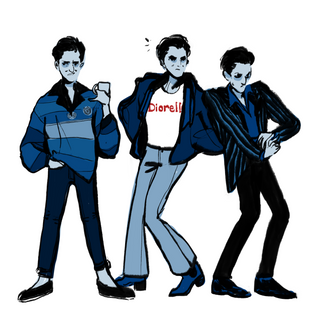 Jack Outfit Sketches 2