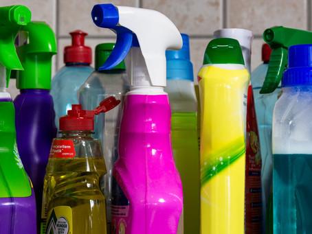 Jak si zorganizovat úklidové prostory?