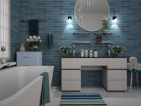 Jak odstranit nepříjemný zápach v koupelně?