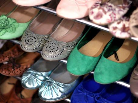 Jak efektivně vyřešit skladování bot?