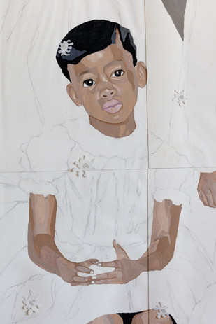 lesson's lost, detail girl, 2020
