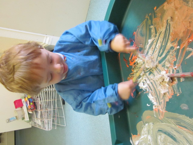Messy Fun!