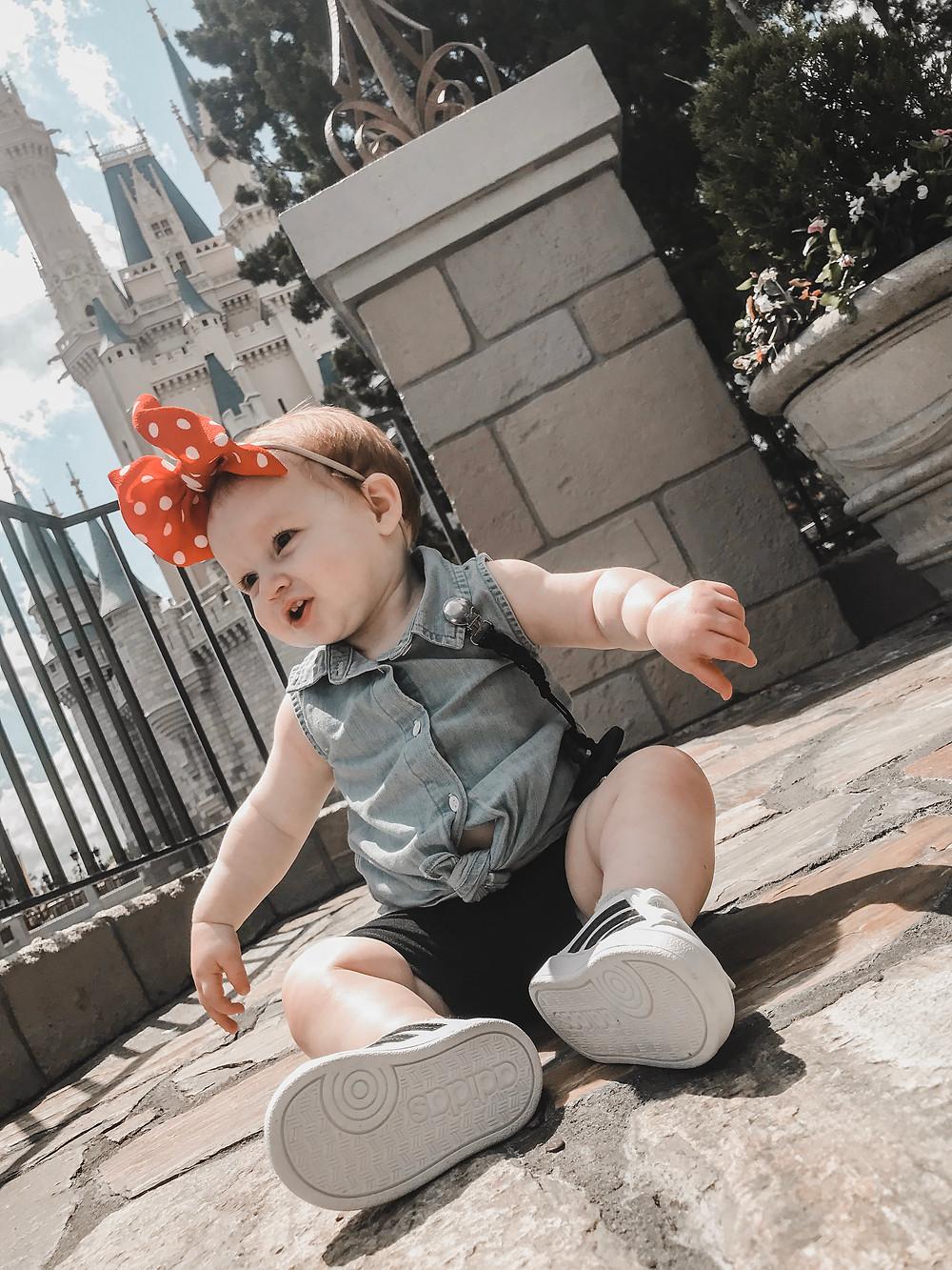 Disney World Baby