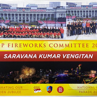 National Day Parade 2015 Fireworks Committee