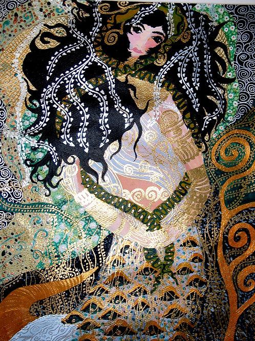 Verbeia, Goddess of the River Wharfe