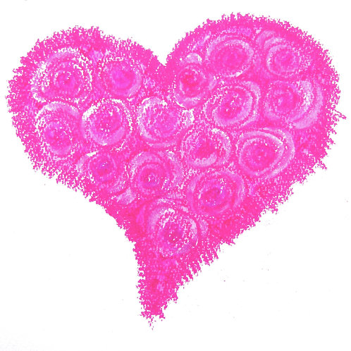 Cor Rosa / Heart of Roses