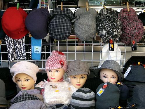 Barrets / Hat Stall