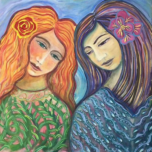 Las Germanes / Sisters