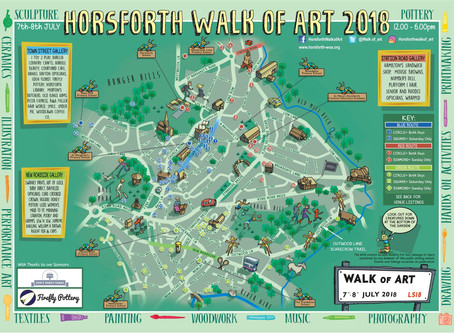 Horsforth Walk of Art