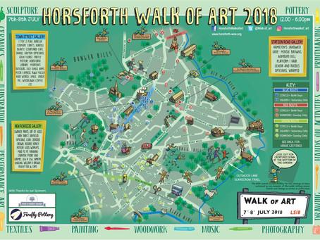 Horsforth Walk of Art