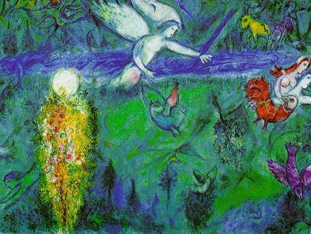 Chagall at Liverpool