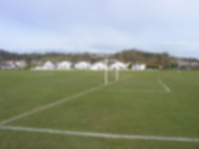 Three quarter size football pitch.JPG