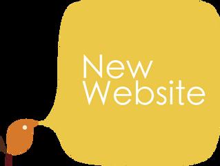 We've updated our website!