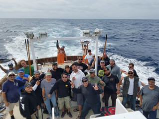 Great Sport Fishing - October 19, 2017